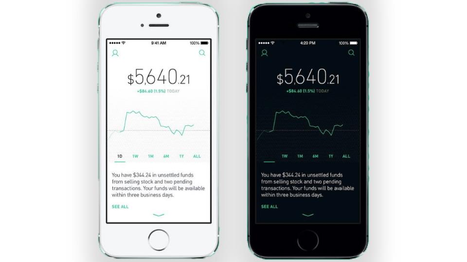 Robinhood guides through smart trading