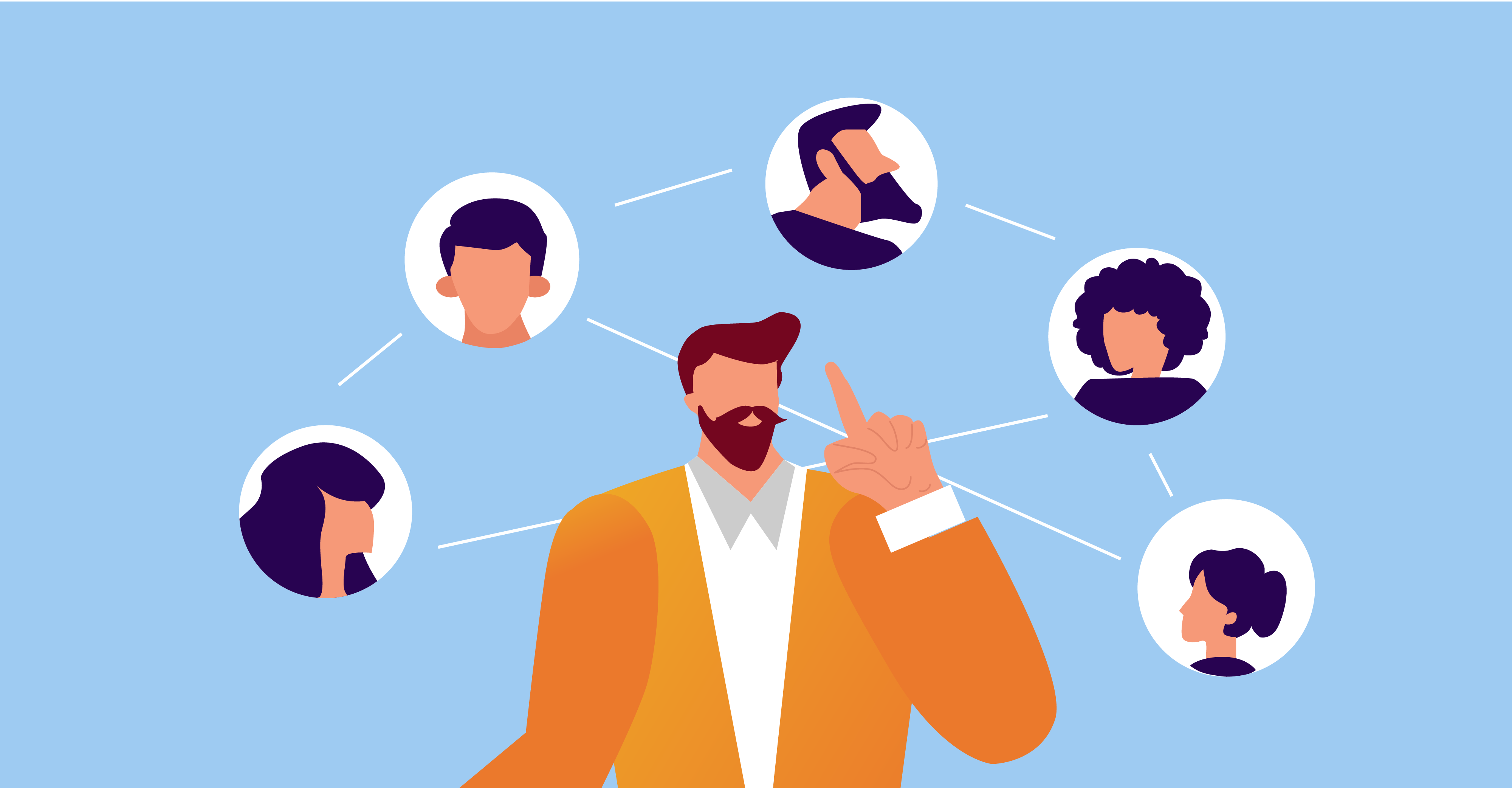 Creating personas is one of the UX design steps