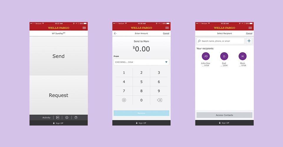Wells Fargo best online banking app