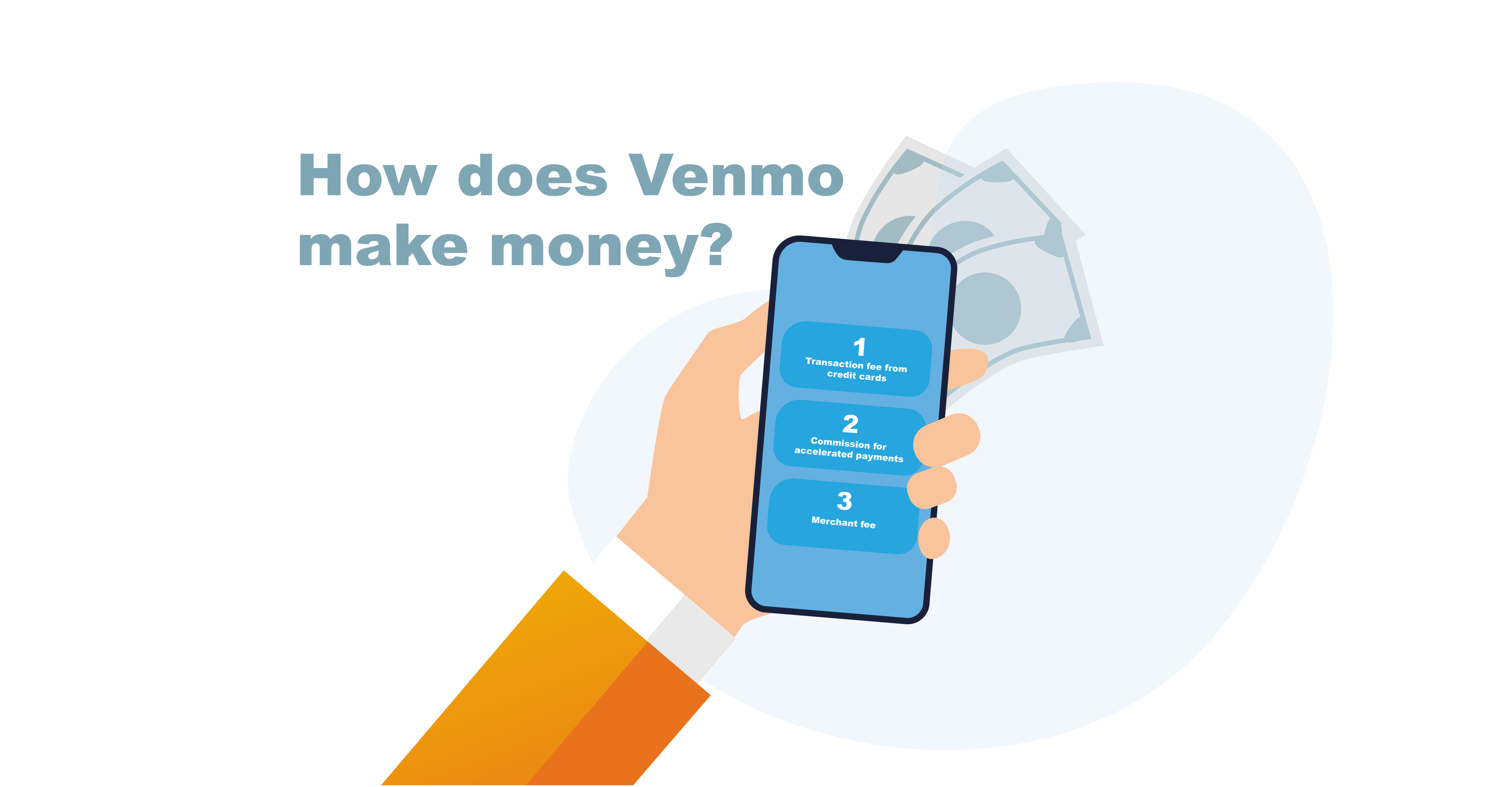 How does venmo make money? 3 ways of monetization