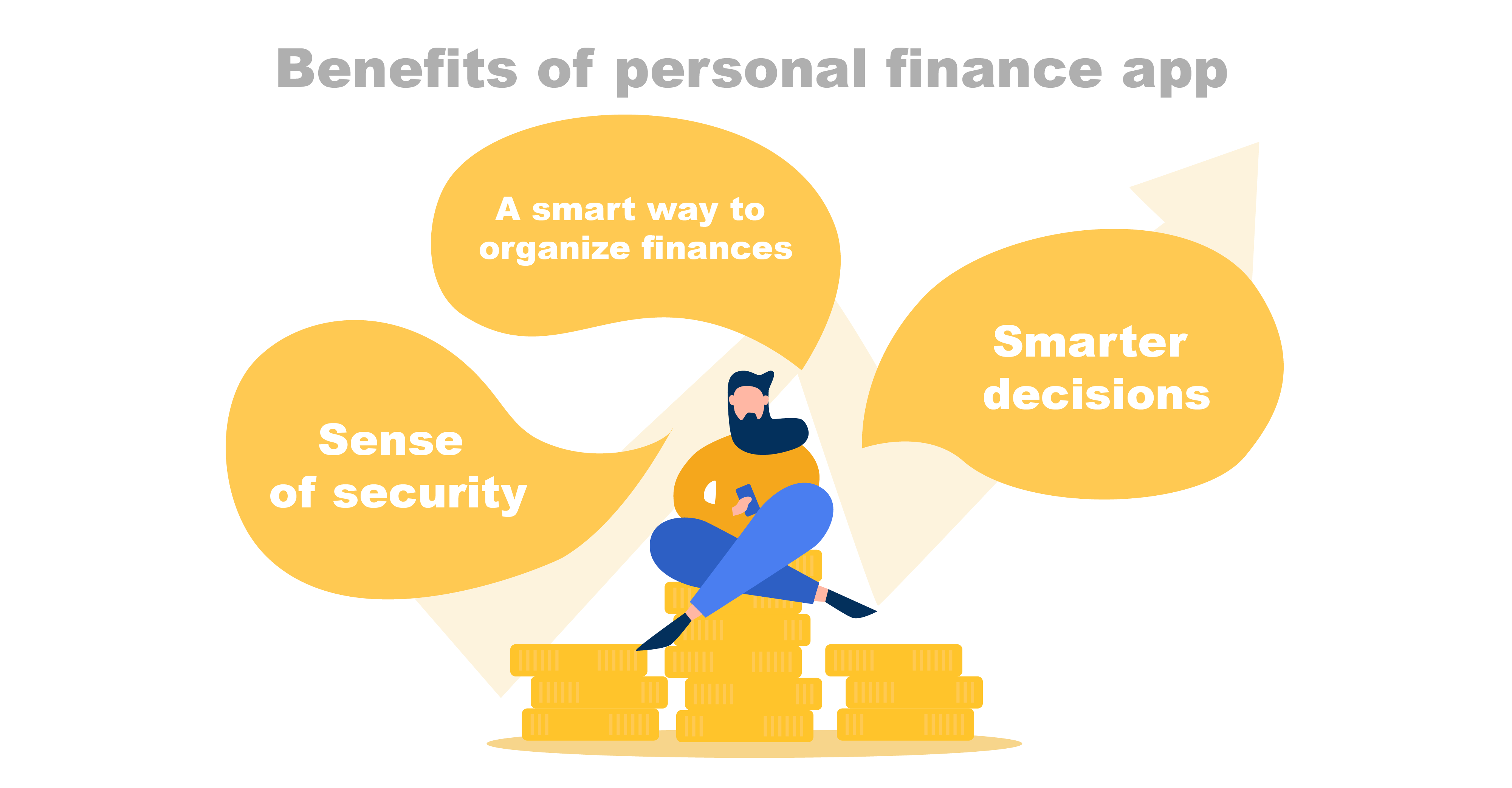 Main benefits of personal finance app