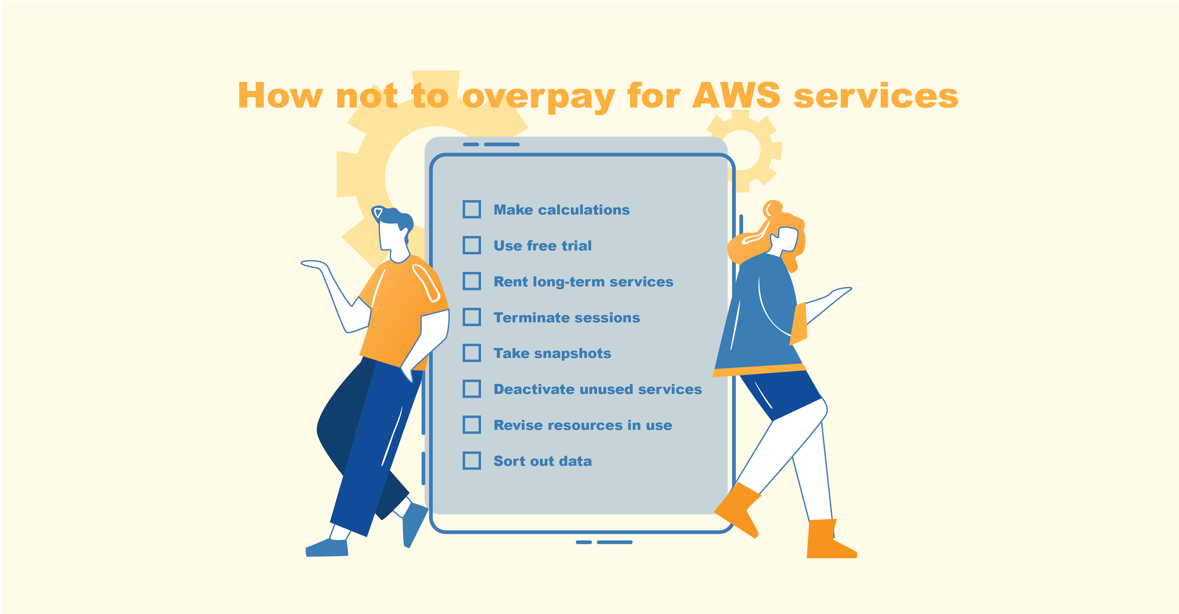 Tips on how not to overpay for AWS