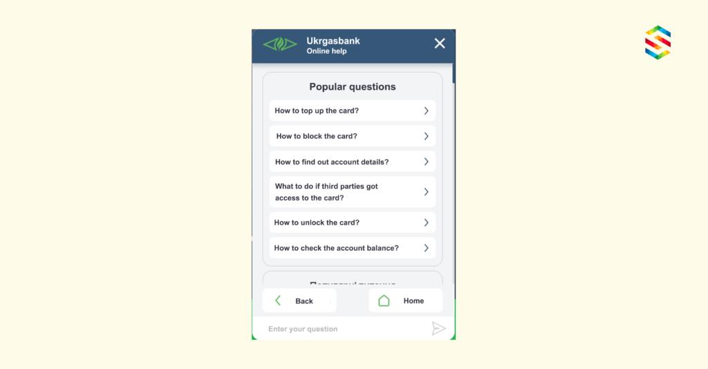 FAQ banking