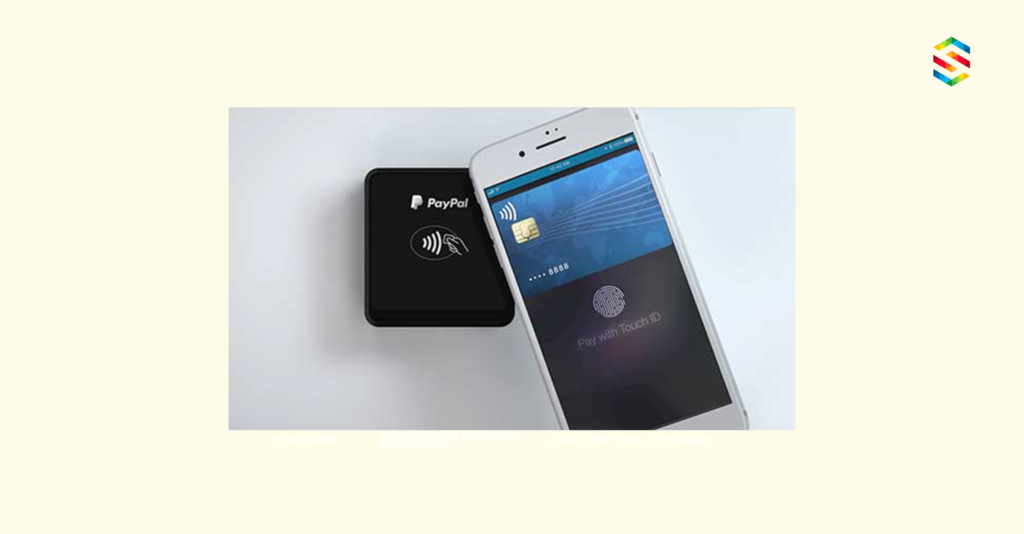 PayPal NFC reader