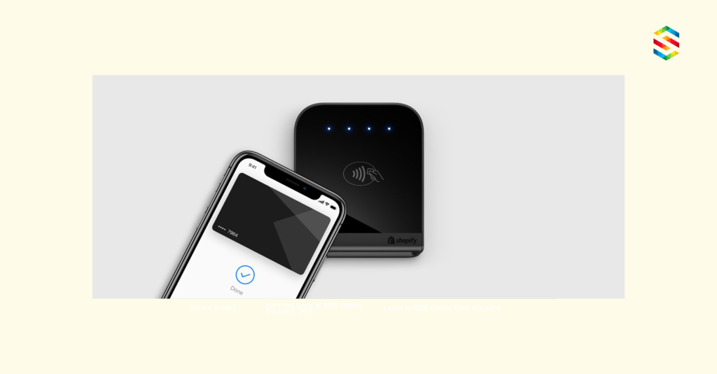 Shopify NFC reader
