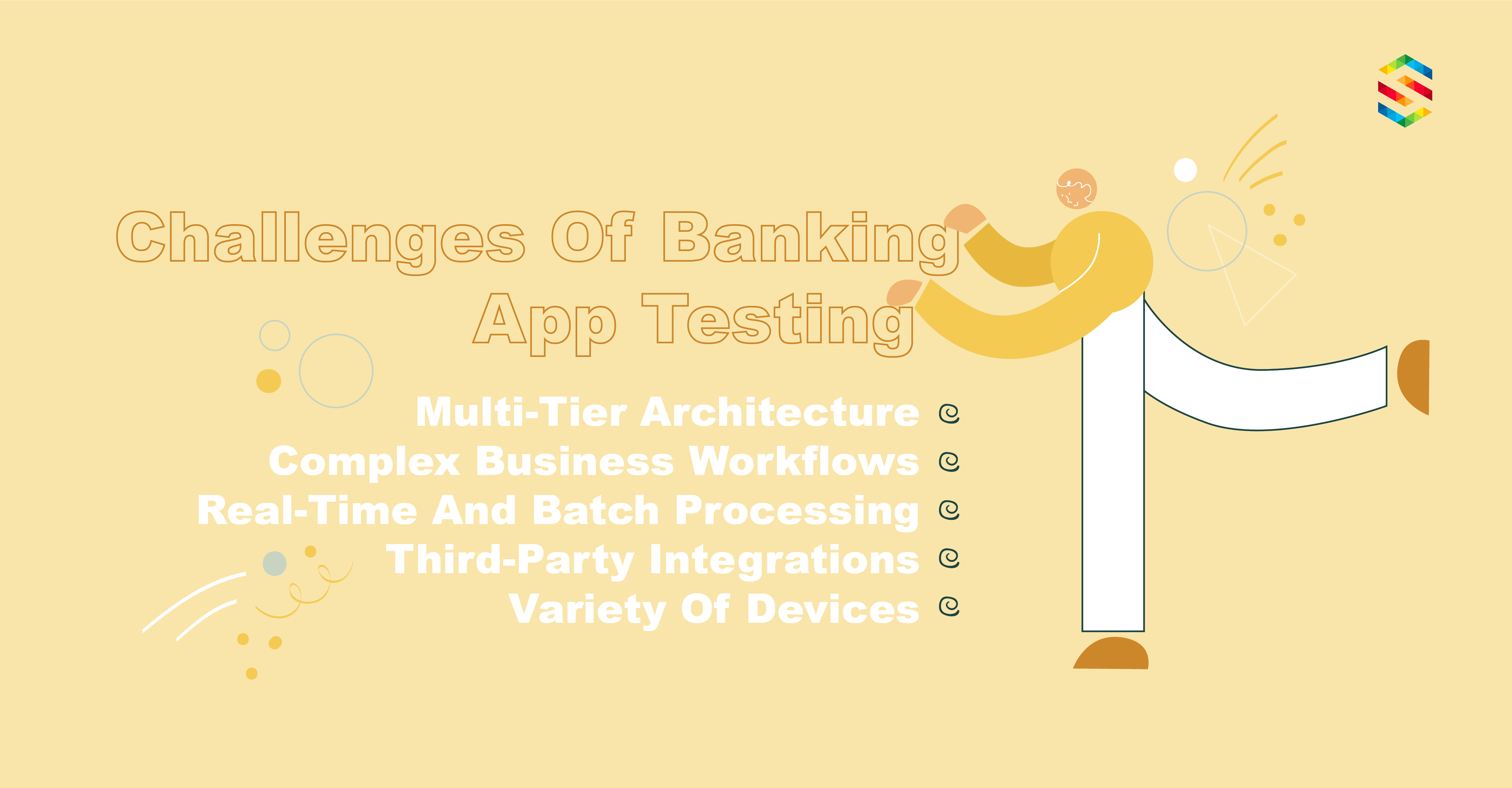 Challenges of the banking app testing