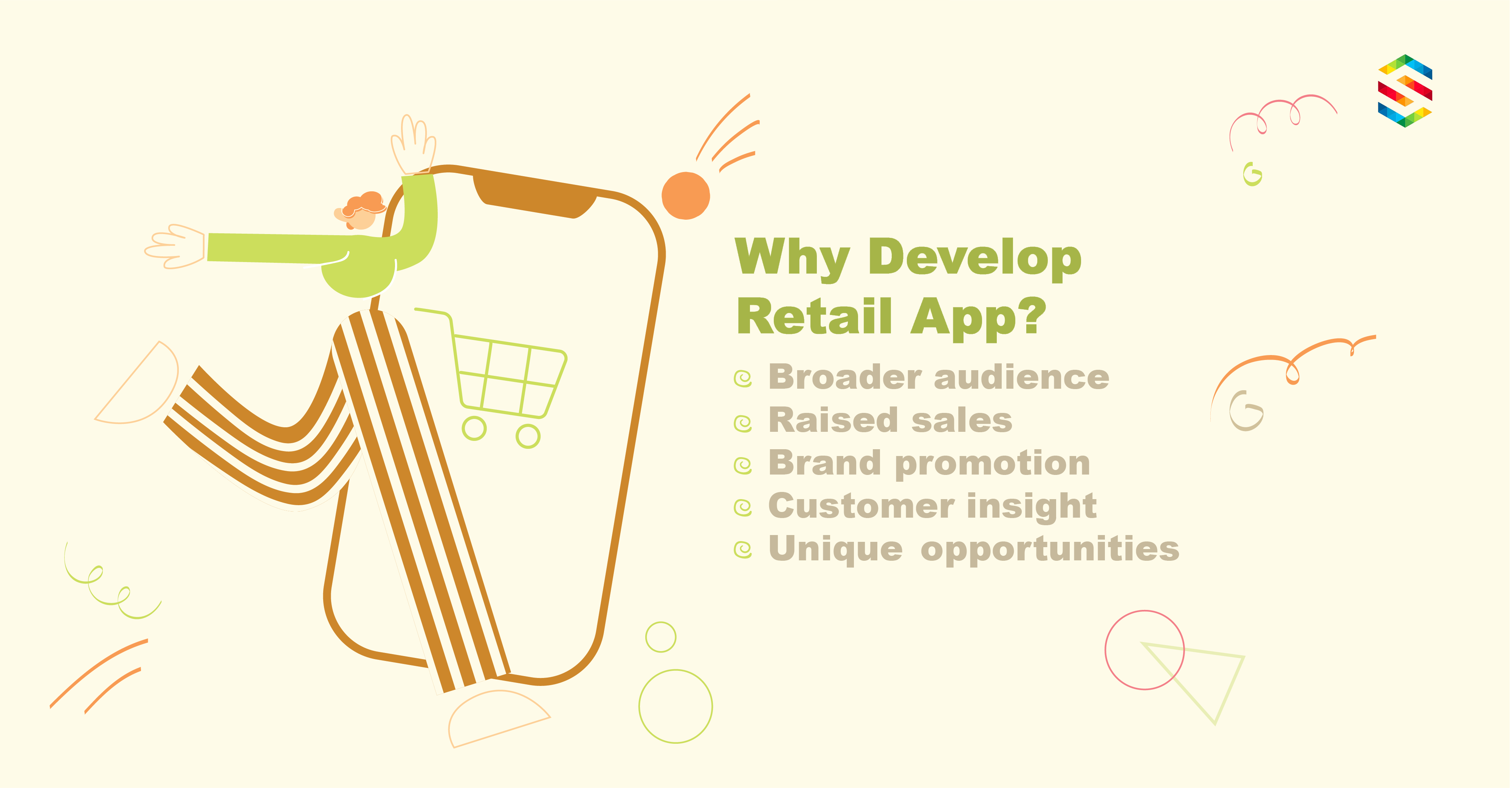 Why develop retail app