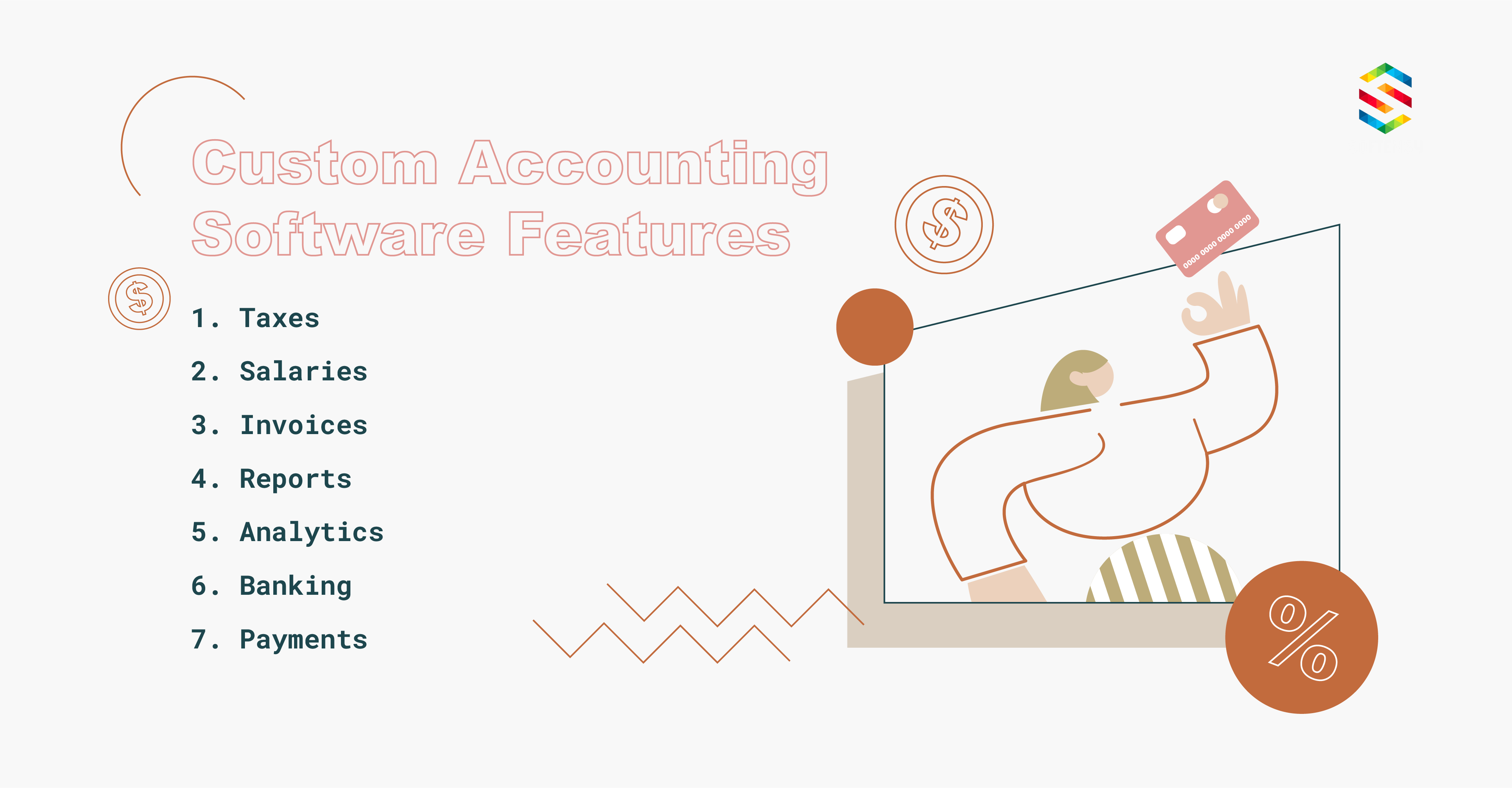 Accounting software features