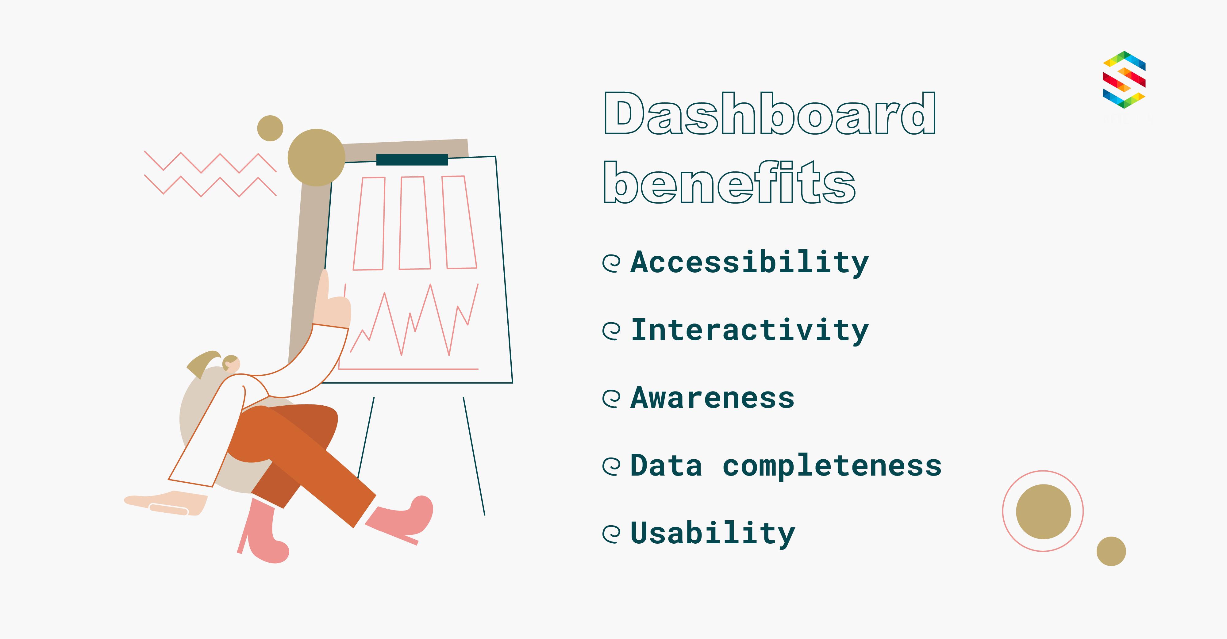 Dashboard benefits